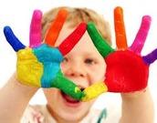 Otroške poletne ustvarjalne delavnice